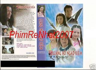 Giang Ho Ngao Kiem, Tron Bo 30 tap, DVD Phim kiem hiep
