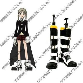 Soul Eater Maka Imitated shoes boots cosplay costume made new