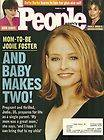 Jodie Foster, Delta Burke, Paula Abdul   March 23, 1998 People Weekly