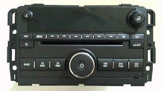 GMC CHEVY Silverado Sierra Yukon Tahoe Jeep Radio Stereo CD Player OEM