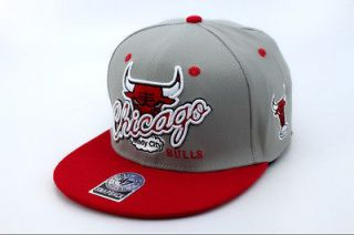 COOL  NEW NWT Vintage Chicago Bulls Snapback Cap&Hat