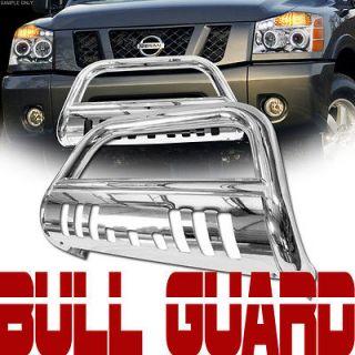 BAR(brush push bumper grill guard)07 11 CHEVY SILVERADO/SIERRA 1500 C