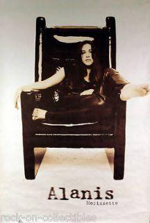 Music Memorabilia  Rock & Pop  Artists M  Morissette, Alanis
