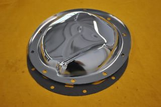 10 Bolt Rear End Differential Cover Gm Chevy Chrome