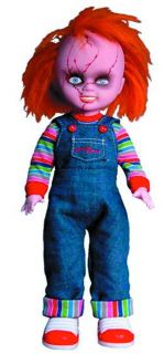 Living Dead Dolls Childs Play Chucky Doll Horror New