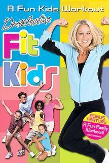 Denise Austins Fit Kids DVD, 2005