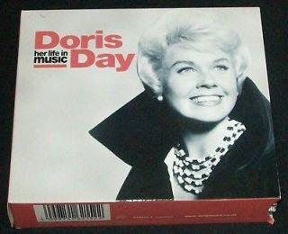 Doris Day Her Life In Music 1940 1966 Box Set CD