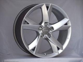 STYLE WHEELS FITS AUDI VW A4 S4 A5 S5 A6 S6 A8 S8 Q5 CC PASSAT RIMS