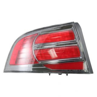 Acura Typespecs on 2007 2008 Acura Tl S Tail Light Driver Side  Automotive