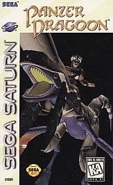 Panzer Dragoon Sega Saturn, 1995