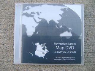 07   11 GMC YUKON ACADIA SIERRA GPS NAVIGATION SYSTEM MAP DVD GM P/N