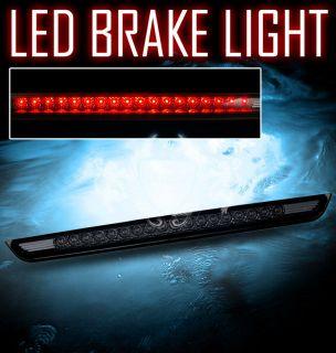 07 10 GMC Suburban/Yukon except Hybrid LED Smoke Tint 3rd Brake Light