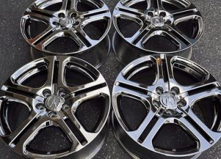 Newly listed FACTORY OEM ACURA 18 PVD CHROME WHEELS RIMS
