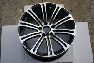 Style Black Machine Face Finish Wheels Rims Z4 06 07 08 Roadster Coupe