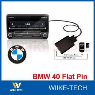 BMW Mini iPod iPhone Aux In interface adapter kit 3 5 7 X3 X5 Z4 Z8
