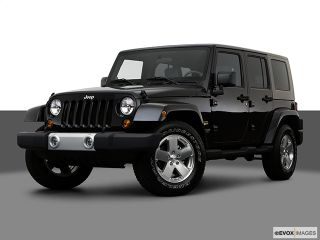 Jeep Wrangler 2009 Unlimited Sahara