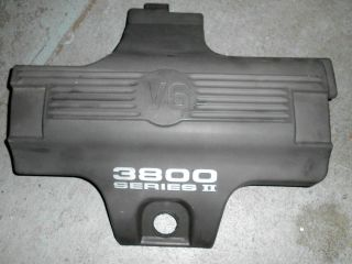 3800 Series II cover Grand Prix Buick Regal USED