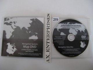 2007 2008 2009 2010 Cadillac SRX Navigation Disc DVD # 3.10 Release