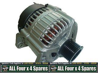 Alternator Land Rover Discovery 1 300 TDI 100 AMP O.E Brand