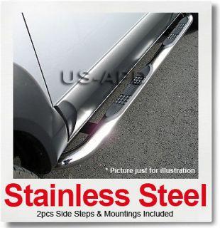 2011 Chevy Suburban 2500 S/S Nerf Bars (Fits Chevrolet Suburban 2500