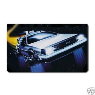Delorean DMC   Back to the Future Refrigerator Magnet Marty McFly Doc