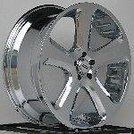 20 Inch Chrome Wheels Rims Chevy Silverado Truck Tahoe GMC Sierra