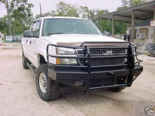 Ranch Hand Front Winch Bumper 03   07 Chevy 2500HD 3500