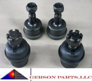 Dodge Ram PICKUP 2500 3500 4WD Upper & lower Ball Joints High Quality