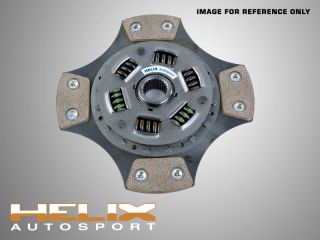 Helix Citroen AX Sport 1.3 1987 95 Competition 4 Paddle Clutch Plate