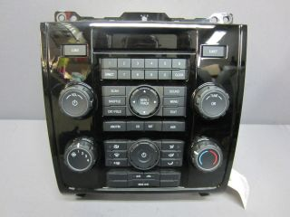 ford escape radio in Car Electronics