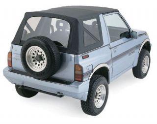 Suzuki Sidekick Black Geo Tracker