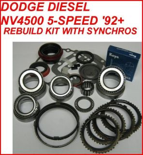dodge ram transmission rebuild kit in Ram 3500