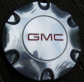 GMC Center Hub Cap ENVOY 2005   2009 ENVOY XL Polished OEM
