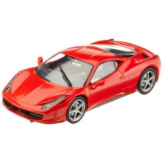 32 Carrera Analog Slot Cars   Ferrari 458 Italia   Red RC CARS Radio