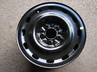 16 Ford Crown Victoria 5 lug steel wheels rims #3536