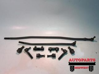 85 97 Ford F 350 4WD drag link tie rod ball joint adjusting sleeve