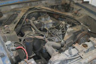 1969 C9 Ford Mustang Mach 1 Cougar 351 Windsor Engine V8 351 Running