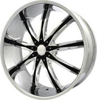 22 inch Elr20 Chrome wheels rims Honda Accord CR V