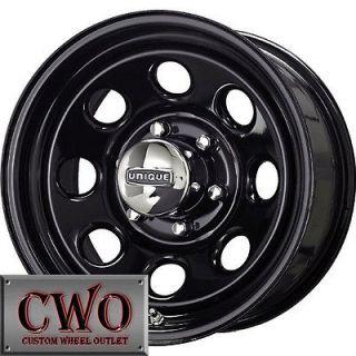297 Wheels Rims 6x139.7 6 Lug Titan Tundra GMC Chevy 1500 Sierra Tahoe