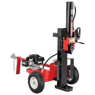 Troy Bilt 208cc Gas 27 Ton log Splitter 24B G57M1766 NEW