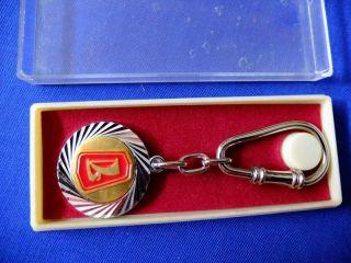 NOS Vintage Lada Russia Fiat key ring fob Niva 4x4 Riva 2101 Samara