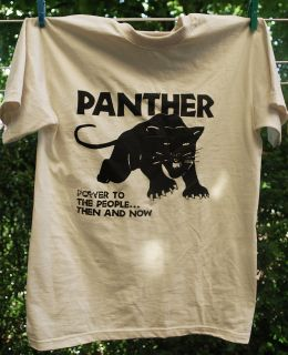 BLACK PANTHER PARTY t shirt BP Malcom X Huey Newton 2pac Luther King