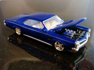 Hot Wheels 1966 Pontiac GTO Tri Power 1/64 Scale Ltd Edition 3