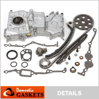 nissan axxess timing chain