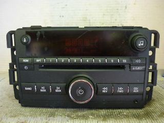07 Suzuki Grand Vitara Radio Cd Player 15945861 *