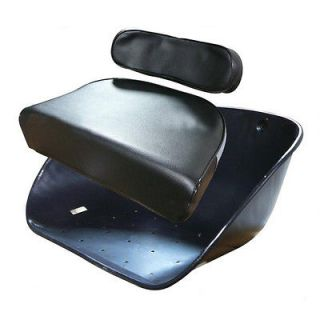SEAT Cushion Backrest Massey Ferguson Tractor TE20 TEA20 TO20 TO30