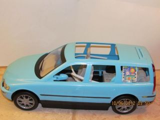 BARBIE HAPPY FAMILY DOLLS VOLVO V70 CAR/SUV VEHICLE