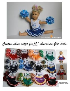 custom american girl dolls in By Brand, Company, Character