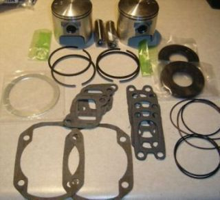 Rotax 503 O/S Ultralight aircraft engine top end piston & gasket kit