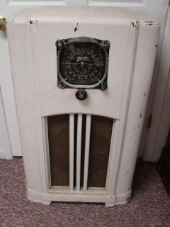 antique radio repair in Collectibles
